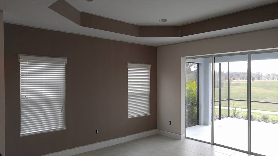 Interior Finish Painting
